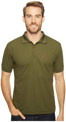 Fjallraven Crowley Pique Shirt Men's Short Sleeve Pullover