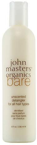 John Masters Organics bare Bare- Unscented Detangler for all hair types 8 oz (237 ml)