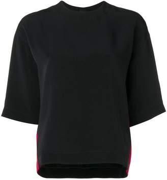 Marni contrast stripe T-shirt