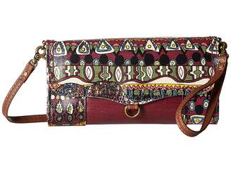 Sakroots Thea Phone Wallet Crossbody