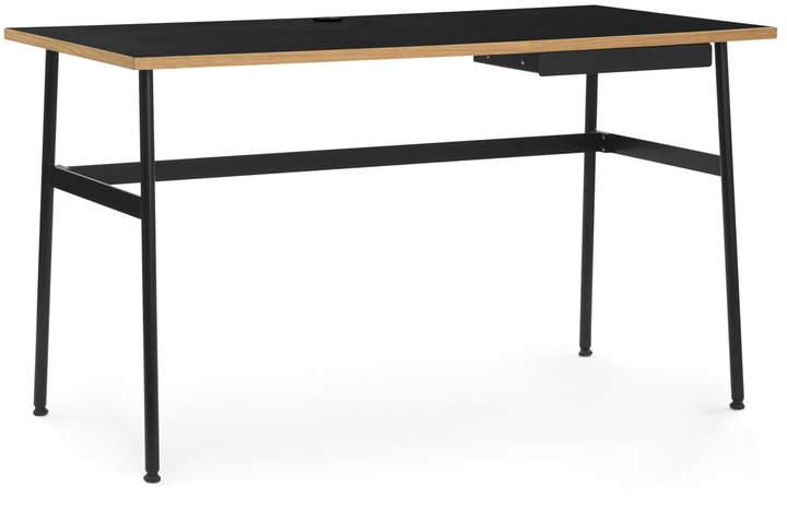 Normann Copenhagen - Journal Desk, Schwarz
