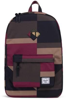 Herschel Heritage Print Backpack