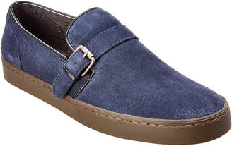 John Varvatos Star U.S.A Suede Slip-On Loafer