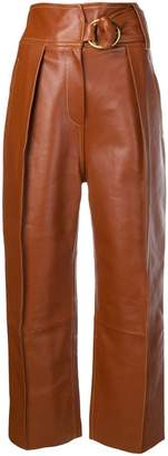 Petar Petrov high-waisted trousers