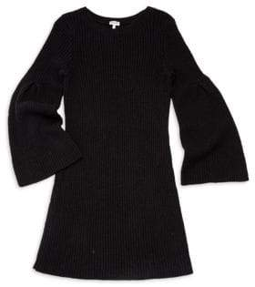 Splendid Girl's Knit Sweater Dress