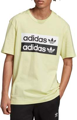 adidas Sport-Meets-Style D-R.Y.V. Logo Cotton Tee