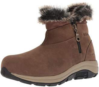 Columbia Women's Bangor Shorty Omni-Heat Ankle Boot