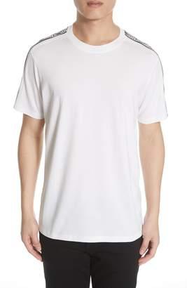 Versace Logo Tape T-Shirt