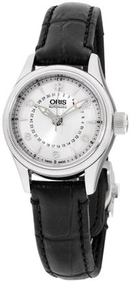 Oris Big Crown Pointer Date Automatic Movement Silver Dial Ladies Watch 59476804061LSBLK