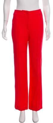 Giambattista Valli Mid-Rise Straight-Leg Pants