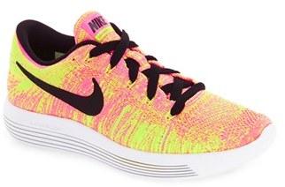 Women's Nike 'Flyknit Lunarepic' Running Shoe $160 thestylecure.com