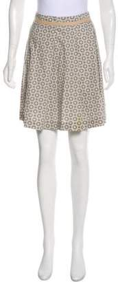 See by Chloe Polka Dot Mini Skirt