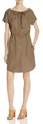 Theory Women's Laela Stretch Cotton Dress
