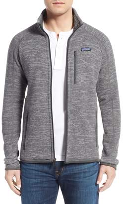 Patagonia Better Sweater Zip Front Jacket