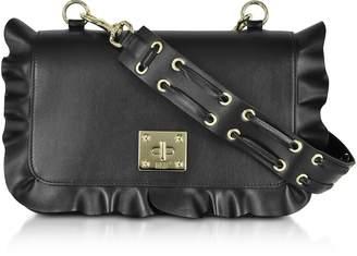 RED Valentino Rock Ruffles Shoulder Bag