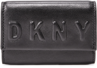 DKNY Debossed Card Case $78 thestylecure.com