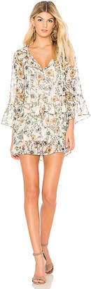 The Jetset Diaries Posy Mini Dress
