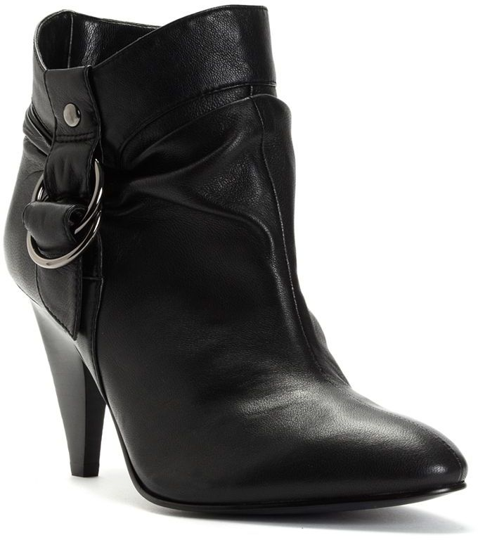 Marc Fisher Shoes, Ruffles Ankle Boots