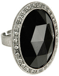 Vintage Onyx Ring