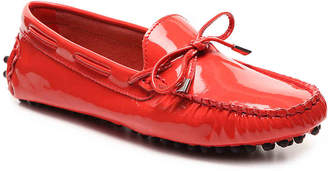 Mercanti Fiorentini Patent String Tie Loafer - Women's