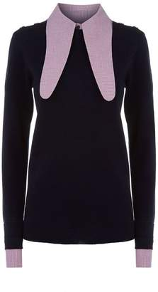 Claudie Pierlot Layered Sweater