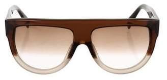 Celine Shadow Oversize Sunglasses