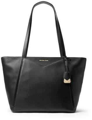 MICHAEL Michael Kors Large Leather Tote Bag