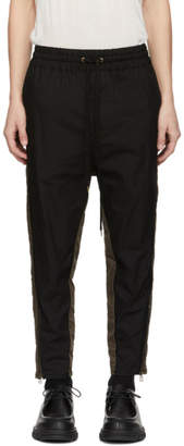 Robert Geller Black The Gerhard Trousers