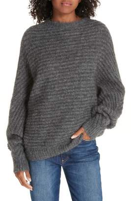 Maje Rib Knit Sweater
