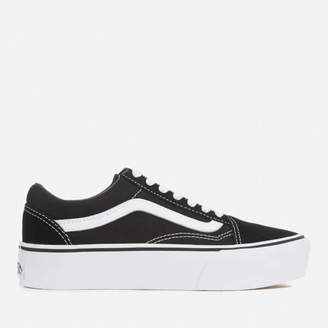 256403a1b33 Vans Women s Old Skool Platform Trainers