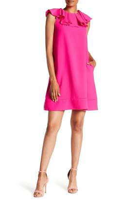 Ted Baker Clarees Ruffle Swing Dress