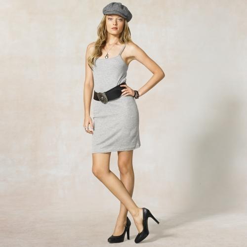 Heyward Silk-Cotton Dress