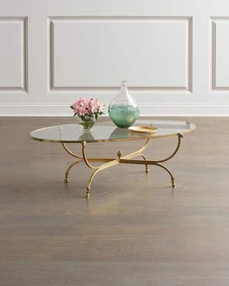 Global Views Golden Fleece Coffee Table