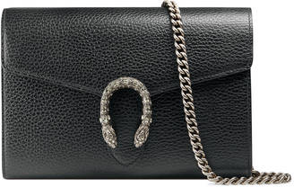 Dionysus leather mini chain bag $1,400 thestylecure.com