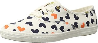 Keds Women's Champion Heart Fashion Sneaker $17.99 thestylecure.com