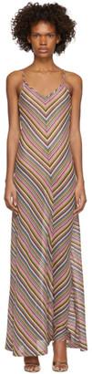 Y/Project Multicolor Stripe Pant Dress