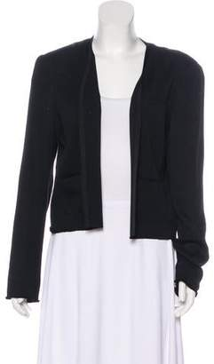 Ulla Johnson Long Sleeve Open-Front Blazer