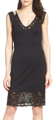 Women's French Connection Tatlin Beau Body-Con Dress $148 thestylecure.com