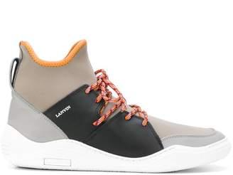 Lanvin hi-top sneakers