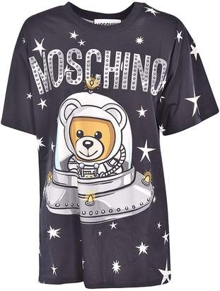 Moschino Space Toy Bear T-shirt