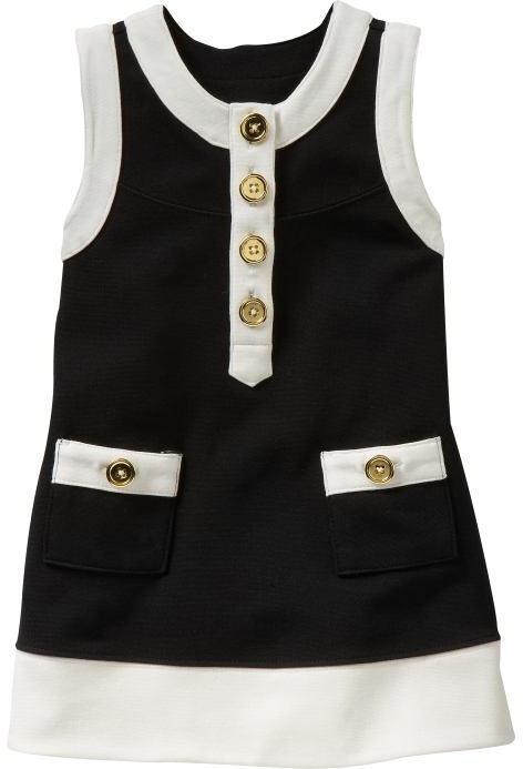 Gap Mod shift dress
