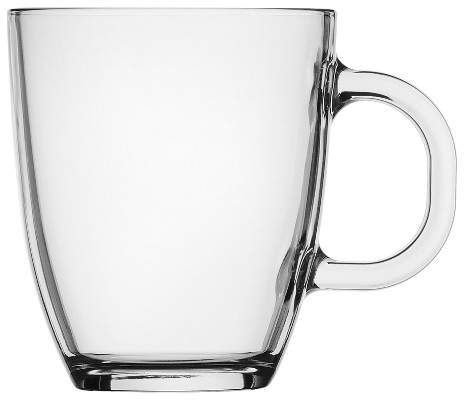 Bodum 12oz 2pk Single Wall Bistro Mug
