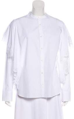 Robert Rodriguez Long Sleeve Button Up Top w/ Tags