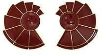 Monica Sordo Women's Nautilus Earfan Earrings - Gold