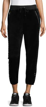 Juicy Couture Women's Silverlake Studded Capris