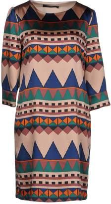 ANONYME DESIGNERS Short dresses - Item 34848219DF