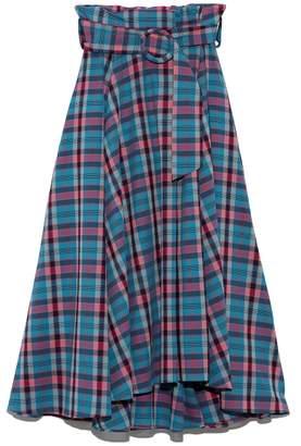 Snidel (スナイデル) - SNIDEL ベルトデザインミディスカート