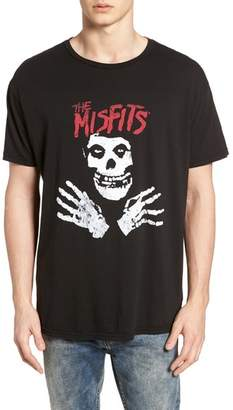 Original Retro Brand Misfits Graphic T-Shirt