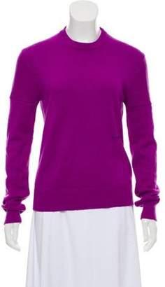 Calvin Klein Lightweight Cashmere Sweater Purple Lightweight Cashmere Sweater