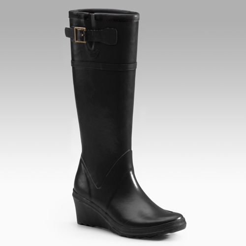 Kors Michael Kors Wedge Rain Boots